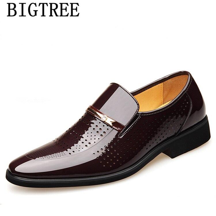 Männer schwarz schuhe herren kleid schuhe business schuhe männer oxford leder chaussure mariage homme scarpe uomo eleganti schuhe herren