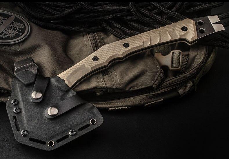 arma de campo acampamento machado