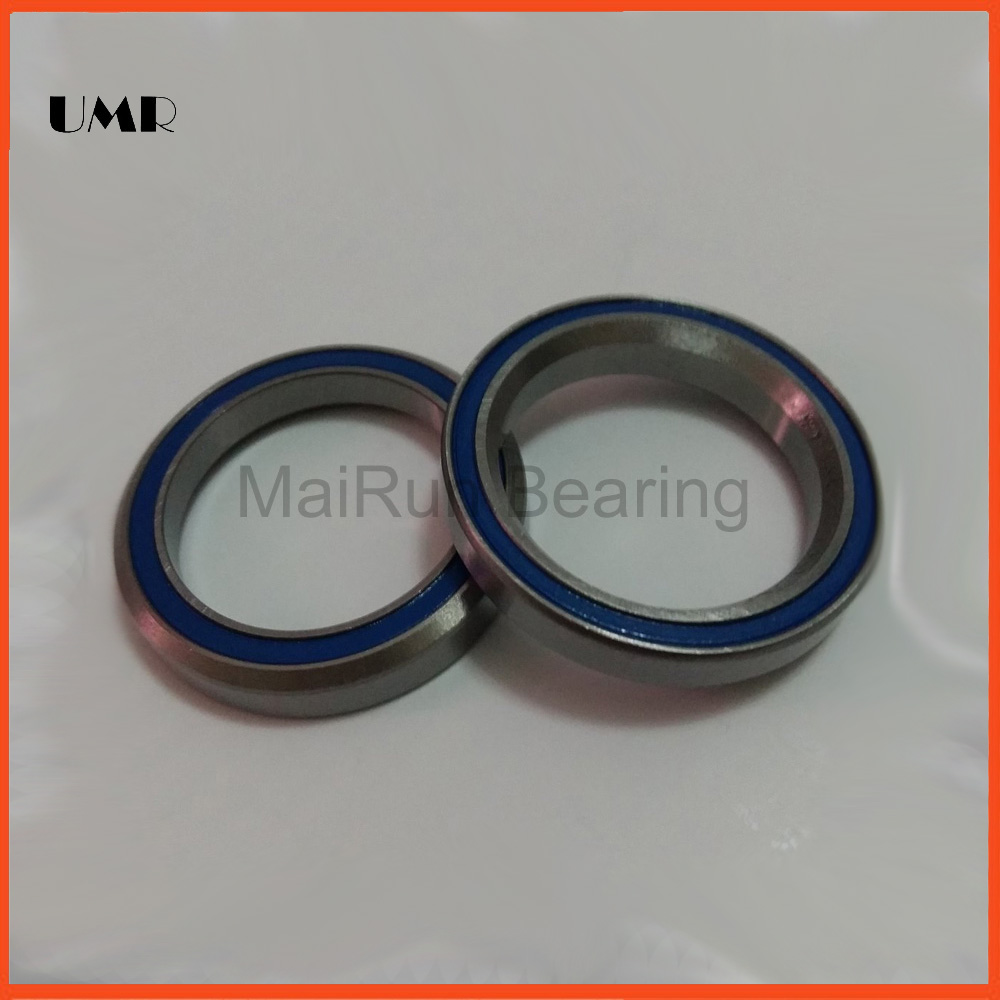 "Ceramic ACB Angular Contact Bearing 1-1//8/"" Headset 30.15x41x6.5mm 36°x45°"