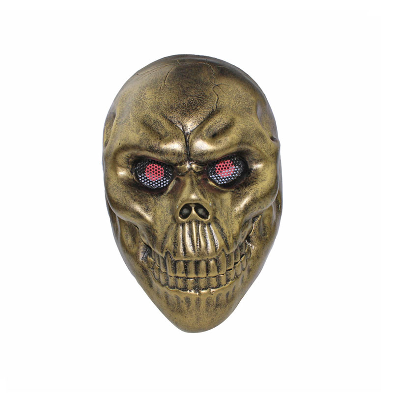 Tactical Skull Face Mask Military CS Field Skull Harvest Day 2CS Fiberglass Protective Goggles Theme Mask M103