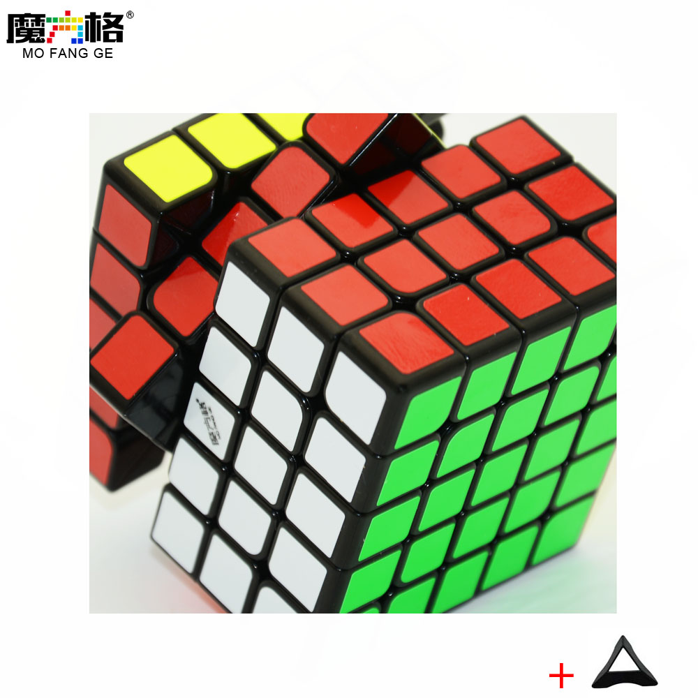 Qiyi Mofangge Wushuang 5*5*5 Speedcube 5-Layer Magic Cube Speed Puzzle Cubes 5x5x5 Cube Drop Shipping велосипед cube stereo hybrid 140 sl 27 5 2014