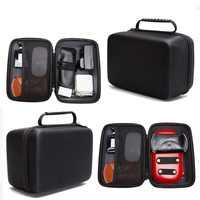 Case bag for 3.5 inch Hard Drive / External DVD Drives / earphone/ U disk/mouse/tablet/Power bank/headset Organizer Bag