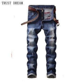 9c4f18369 Venta caliente verano Casual Jeans cortos 2018 juventud Mens Denim rodilla  longitud elástica ...