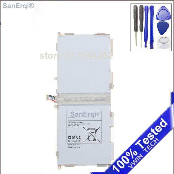 Batterie Pour Samsung GALAXY Tab 4 T530 T531 T535 T533 P5220 Batterie EB-BT530FBC EB-BT530FBE SanErqi