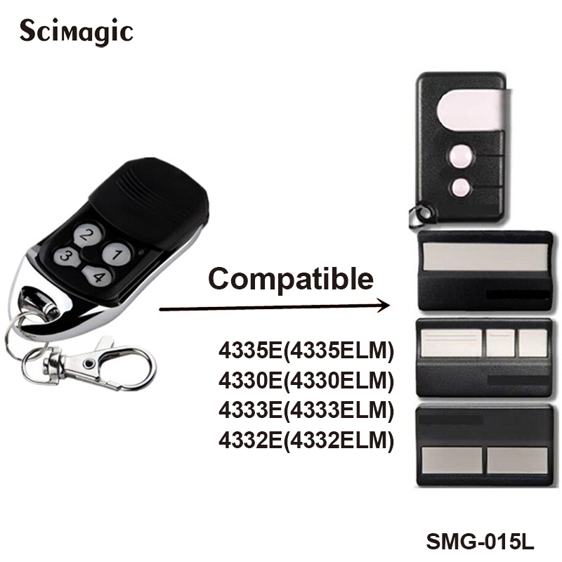 Liftmaster Chamberlain Remote 4410 4333E (4333EML),4335E (4335EML) Replacement Remote Control Free Shipping