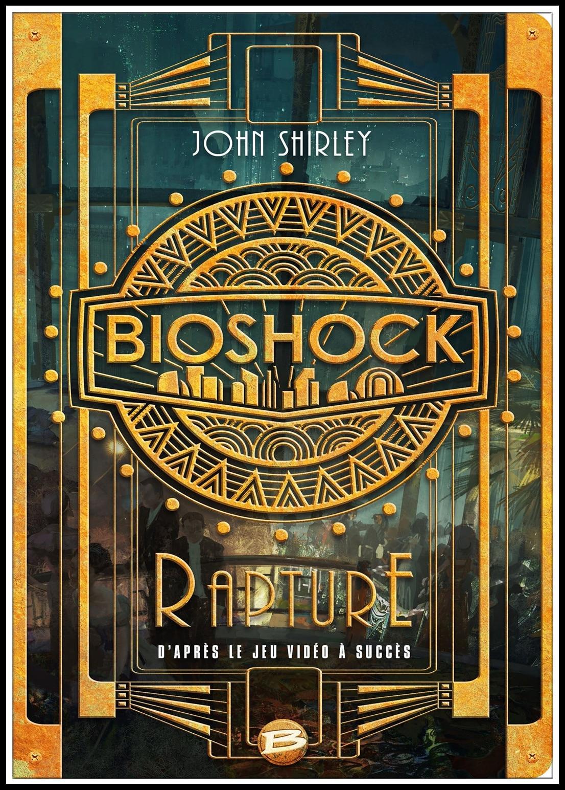 New Custom BioShock Rapture Tourism Silk Poster Wall Decor
