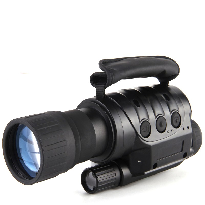 Best Deals 6x50 HD Digital Infrared Night Vision Monocular Spotting Scope Space Astronomical Telescope for Wildlife Observation yunok sentinel 2 5x50 night vision riflescopes generation 1 infrared illuminator monocular hunting rifle scope tube based