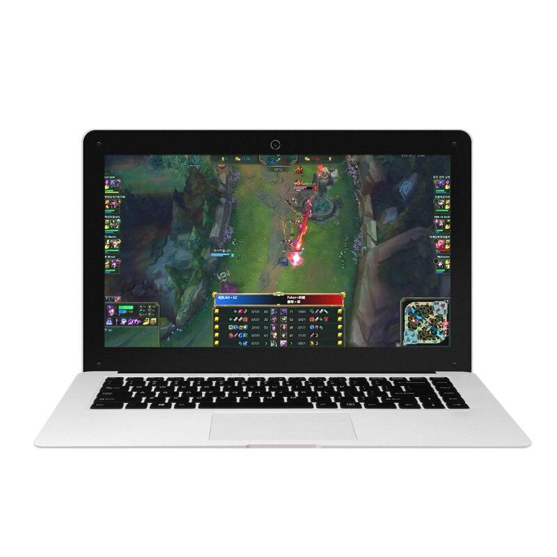 Celeron N3350 Quad Core Laptop Intel Apollo Lake 14 1 inch Notebook With 6G RAM 64GB