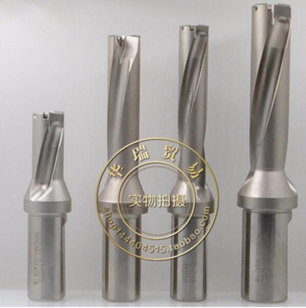 FREE SHIPPING WC 3D 47 U drill indexable drill 47mm 3D Internal cold drill wcmt80412