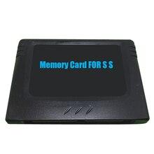 Cartão De memória Para Sega Saturn SS versão DOS EUA