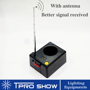 Image 2 - Cold Firework Ignition Machine Wireless Remote Pyrotechnics 8 Cues Receiver Stage Equipment Fountain System 1case 8 Base Firing