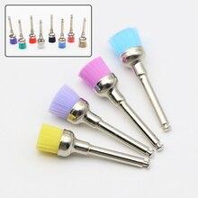 1pc Colorful Dental Polishing Brush