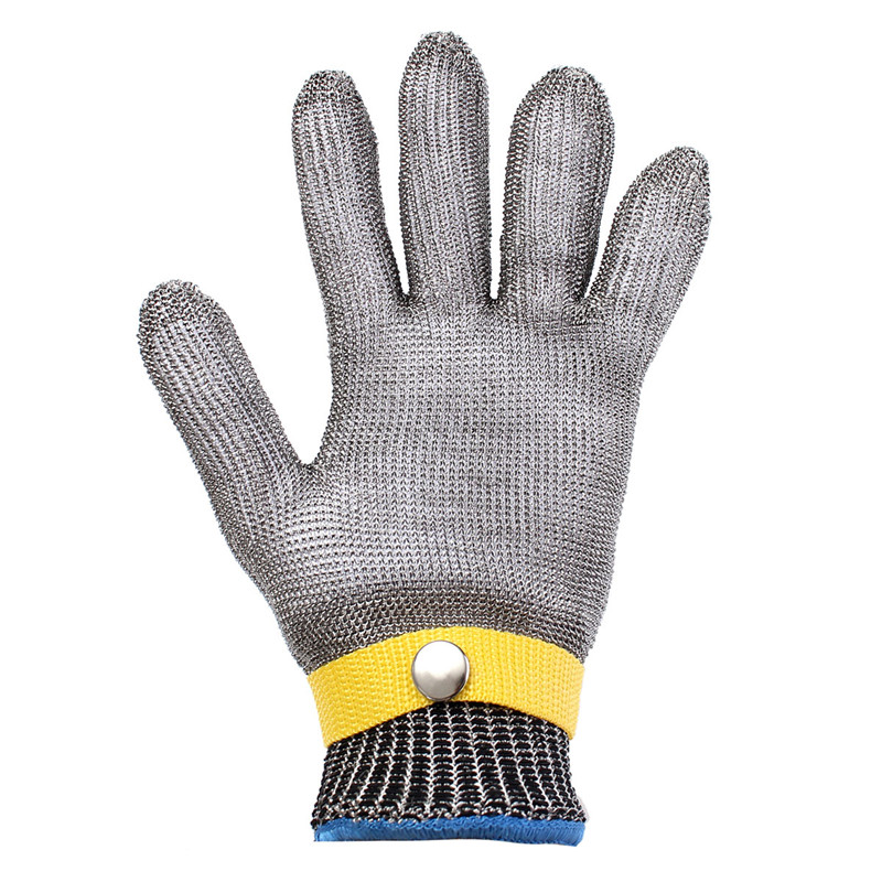 Durable Quality Steel Wire Mesh Safety Gloves Excellent Quality Soft And Comfortable Elastic Outstanding sparta 300 warrior paragraph wire mesh tactical mask wire mesh mask