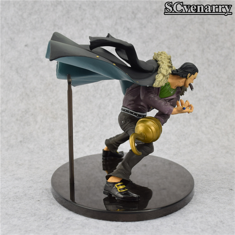 Anime Scultures Big One Piece Sir Crocodile Pvc Figure Collection Bany Toys Monkey D Luffy Mr0 Action Figure 13.5cm Gifts Csh51 Toys & Hobbies