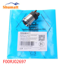 Solenoid-Valve-Set Fuel-Injector F00RJ02697 Common-Rail-Parts F-00r Assy