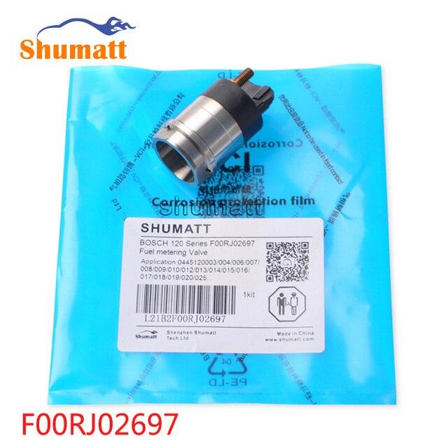 למעלה מכירת shumatt סין לinejctor מסילה משותפת שסתום בקרת זרבובית עם משלוח חינם F00R J02 697 F 00R J02 697