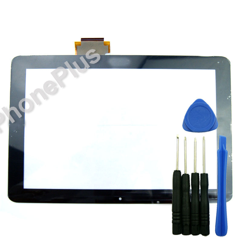 Outer Front Touch Screen Digitizer Glass Panel Replacement For Acer Iconia Tab A200 Tab A200-10G16U