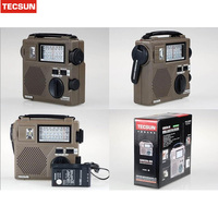 2016 new Best TECSUN GR 88 GR88 Radio FM / AM / SW Emergency Multiband Radio Receiver Hand Crank Dynamo Vintage Radio