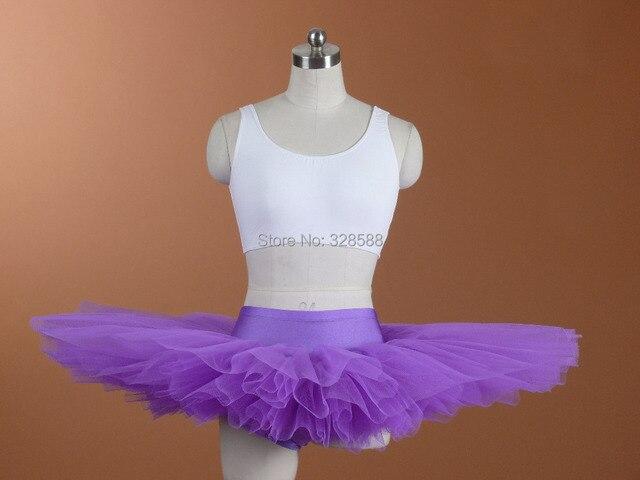 ad51ebc165 Ensayo ballet práctica medio tutú descosido tul