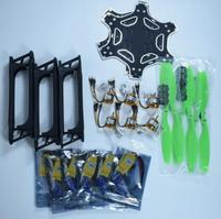 F550 frame kit with 6pcs XXD 2212 1000KV motor and 6pcs XXD 30A ESC and 6 pcs 1045 2 blade propellers