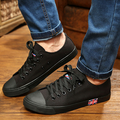 2017 Retail High quality New Low High Style Canvas Shoes Casual star for men all size 35--43