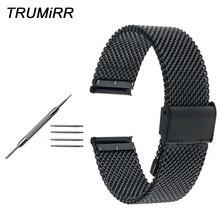 Milanese Watchband + Tool for Diesel Men Women Watch Band St