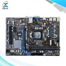 For MSI B75MA-E33 Original Used Desktop Motherboard For Intel B75 Socket LGA 1155 For i3 i5 i7 DDR3 Micro-ATX On Sale