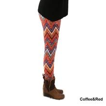 1012fashion womens bottoms high elastic pants capris comfortable plus leggings american style popular print free shipping xxl