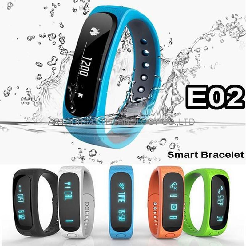Watch-Waterproof-Bluetooth-Smart-Bracelet-E02-smart-Health-fitness-tracker-Sport-Remind-Smartband-Watch-For-IOS