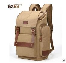Brand KAKA New 35L Top Quality Men Travel Backpack packsack Travek bag laptop Rucksacks Shoulder Business Bags Canvas Daypacks