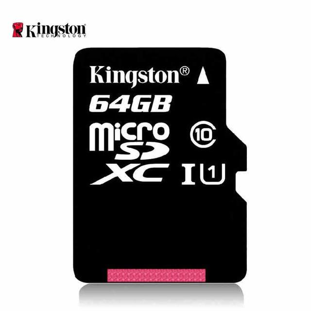 Kingston  SDXC professional HD photography  64gb Class10 memory card