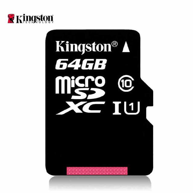 Prix pour Kingston SDXC professionnel HD photographie 64 gb Class10 carte mémoire