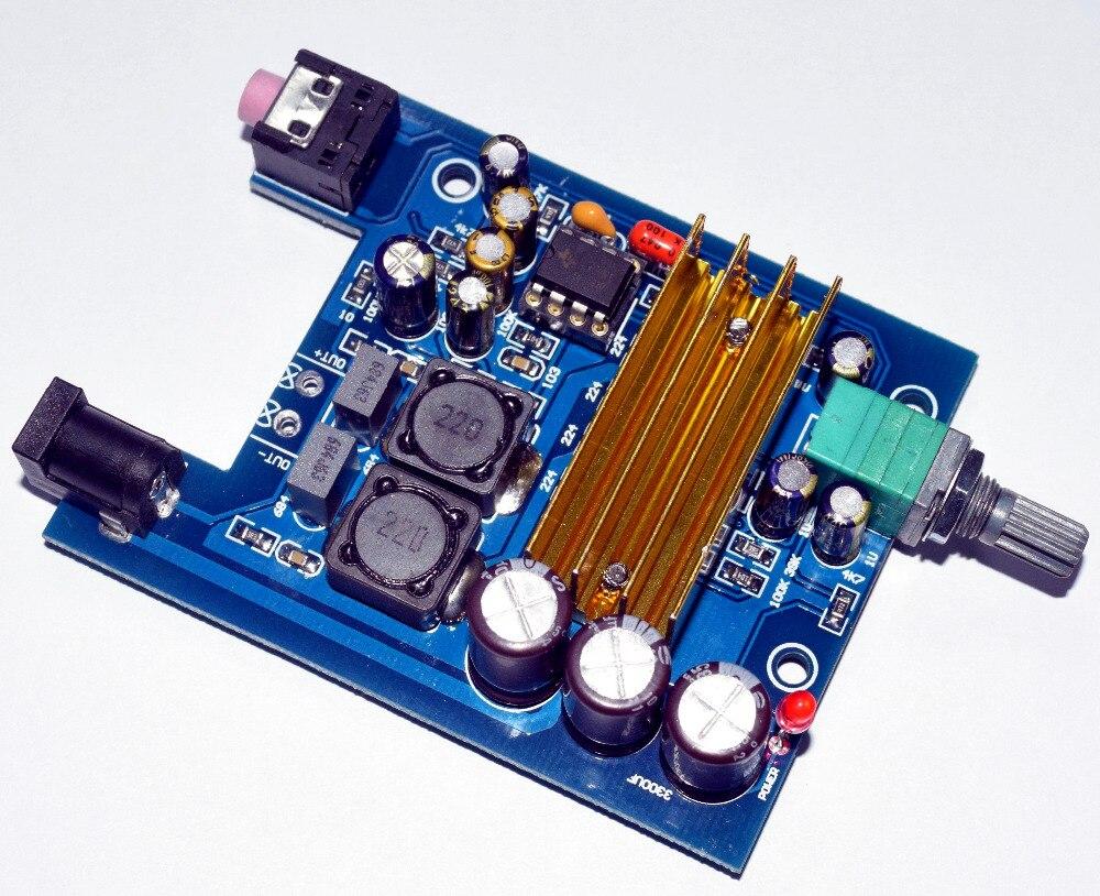 New Listing HiFi TPA3116 font b Subwoofer b font font b Amplifier b font Board 100W