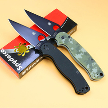 Folding Knife Heavy Duty Knife Stainless Steel Utility Knife with G10 Handle CPM-S30V Blade Tactical Knife Hot Sale