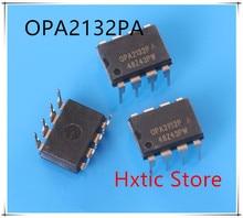 NEW 10PCS OPA2132PA OPA2132P OPA2132 OPA 2132PA DIP-8