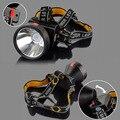 90 Graus Ajustável LED Farol 2 Modos de 30000 Lumens Head Lamp Recarregável À Prova D' Água Ciclismo Pesca Farol com Carregador