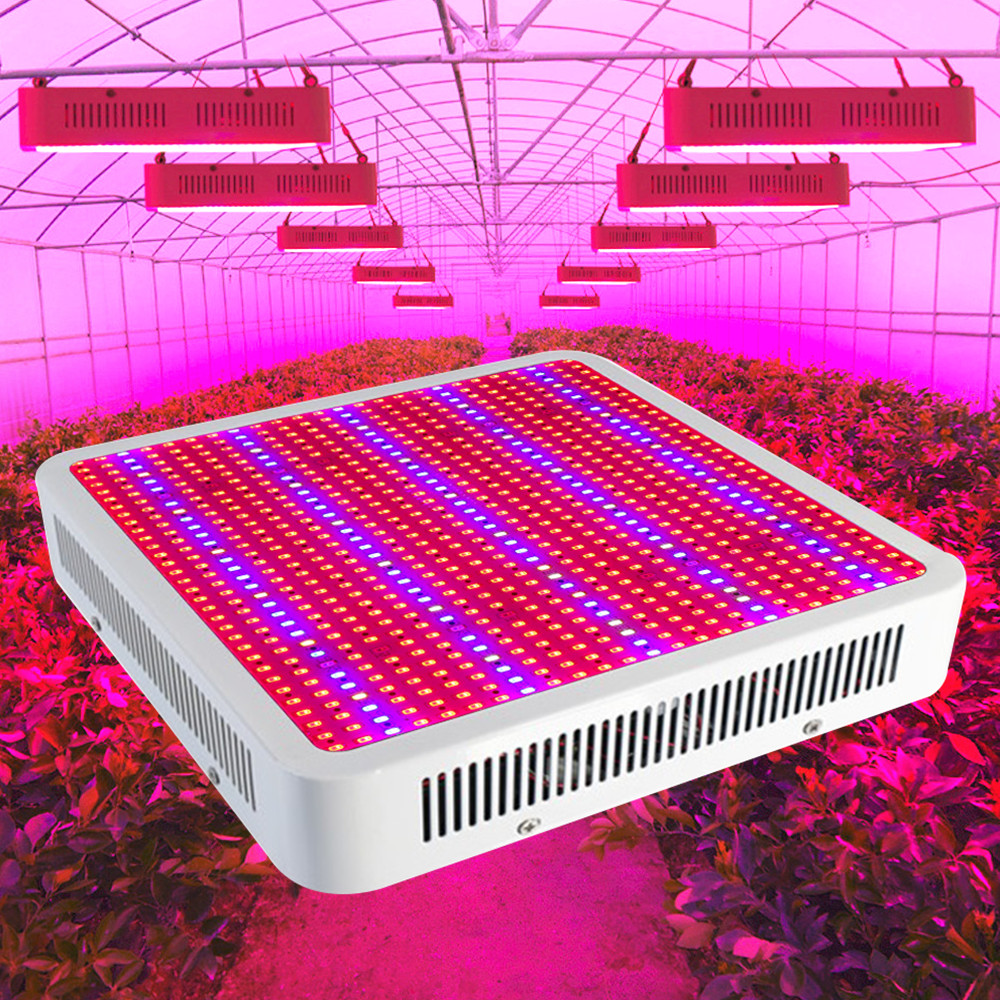 Full Spectrum 800W LED Grow Lights 800 SMD5630 LED Plant Lamp For Greenhouse Hydroponic Vegetables Growth&Flowering Dropshipping 200w full spectrum led grow lights led lighting for hydroponic indoor medicinal plants growth and flowering grow tent