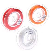 Fishing Fly Line Support Braided Sinking Shock Leader Line Abrasion Resistant