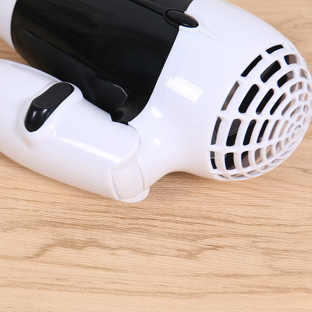Compact Two-Colored Hair Dryer
