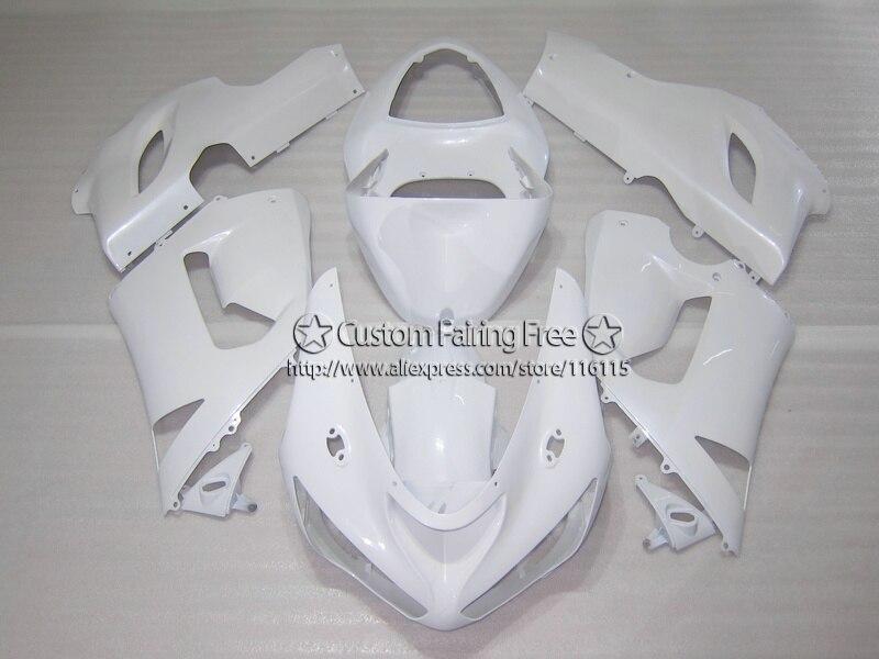ᐊMoldeo de inyección Kit de carenado ABS para Kawasaki ZX-6R 2005 ...