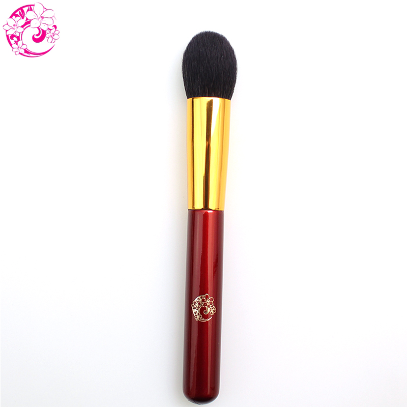 ENERGY Brand Professional Blush Highlighter Brush Goat Hair Make Up Makeup Brushes Pinceaux Maquillage Brochas Maquillaje L205 make up factory blush brush