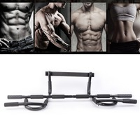 Pull Up Bar Sport Equipment Home Door Exercise Fitness Equipment Workout Training Gym Size Chin Up Bar Wall Used NEW
