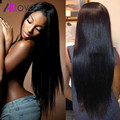 Malaysian Virgin Hair Straight 4 Bundles Straight Malaysian Hair Bundles 100g/pc Human Hair Extensions Malaysian Straight Hair