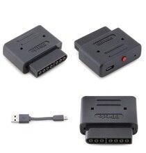 8bitdo Rétro Bluetooth Récepteur Sans Fil Dongle pour SNES SF C Snes Compatible NES30 SFC30 NES Pro PS3 PS4 Wi ui Contrôleurs de Jeu