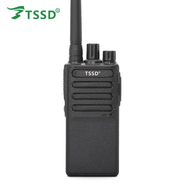 Nuovo 2017 TSSD UHF 400 470 FM Portatile A Due Vie Radio TS K68