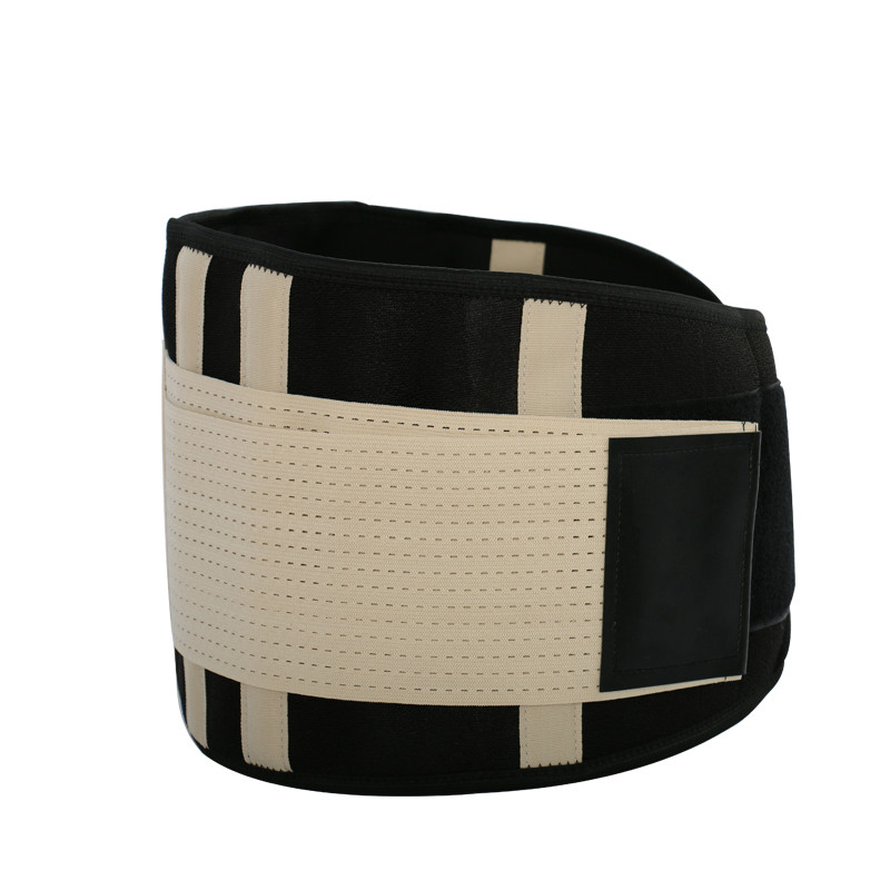 Medical Support Bar Waist Slimming Belts Orthotics Posture Correction Brace Lumbar Spine Back Support Belts Corsets in Braces Supports from Beauty Health