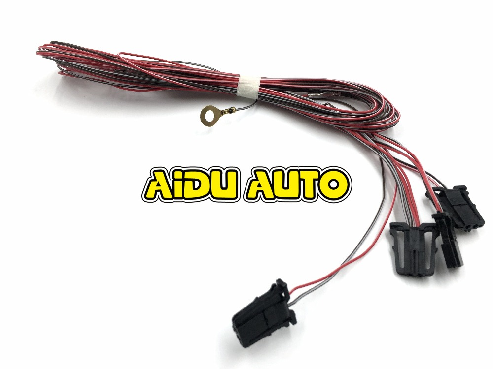 Footwell Light install Cable font b Wire b font font b harness b font For font online get cheap vw cc wire harness aliexpress com alibaba group wire harness vs cable at suagrazia.org
