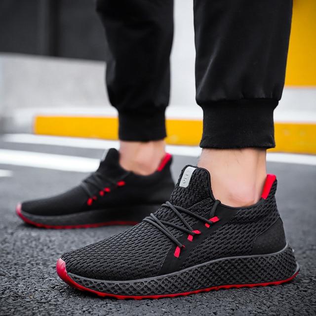 Hemmyi Thu Đông Mới Giày Casual nam Làm Dày Vải Cotton Thiết Kế Nam Sneakers Nam Trưởng Thành Zapatos De Hombre Nam giày