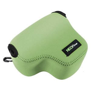 Image 5 - limitX Portable Neoprene Soft Waterproof Inner Camera Case Cover Bag for Nikon CoolPix B700 Digital Camera
