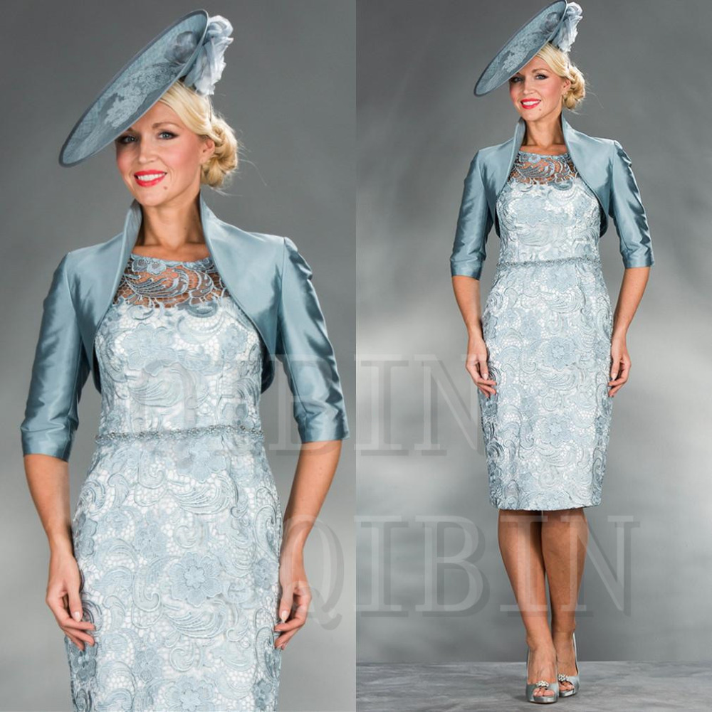 Stunning Short Mother Of The Bride Dresses With Jackets Ideas ...